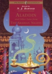 Обложка книги  - Aladdin and Other Tales from the Arabian Nights