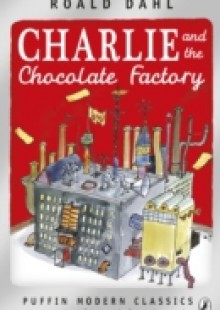 Обложка книги  - Charlie and the Chocolate Factory