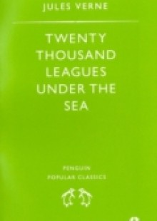 Обложка книги  - Twenty Thousand Leagues Under the Sea