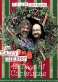 Обложка книги  - Hairy Bikers' 12 Days of Christmas