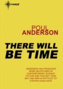 Обложка книги  - There Will Be Time