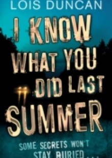 Обложка книги  - I Know What You Did Last Summer