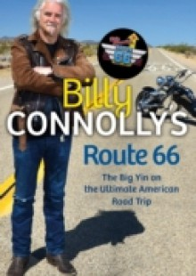 Обложка книги  - Billy Connolly's Route 66
