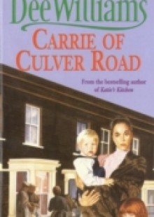 Обложка книги  - Carrie of Culver Road