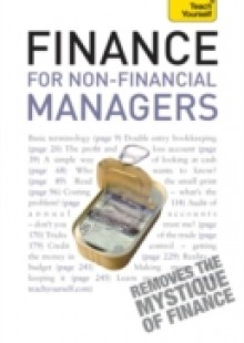Обложка книги  - Finance for Non-Financial Managers: Teach Yourself