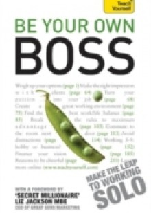 Обложка книги  - Be your own Boss: Teach Yourself