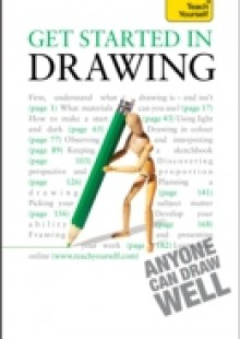 Обложка книги  - Get Started in Drawing: Teach Yourself