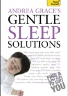 Обложка книги  - Andrea Grace's Gentle Sleep Solutions: Teach Yourself