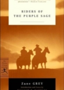 Обложка книги  - Riders of the Purple Sage
