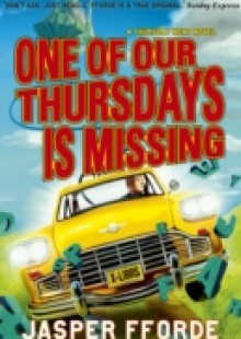 Обложка книги  - One of our Thursdays is Missing
