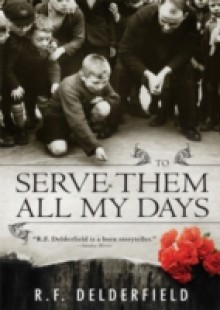 Обложка книги  - To Serve Them All My Days