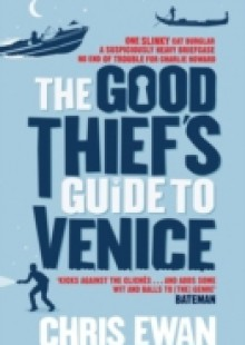 Обложка книги  - Good Thief's Guide to Venice