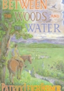 Обложка книги  - Between the Woods and the Water