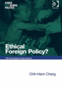 Обложка книги  - Ethical Foreign Policy?