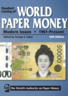 Обложка книги  - Standard Catalog of World Paper Money – Modern Issues