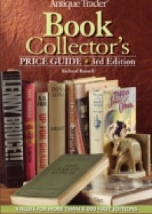 Обложка книги  - Antique Trader Book Collector's Price Guide
