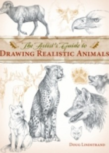 Обложка книги  - Artist's Guide to Drawing Realistic Animals