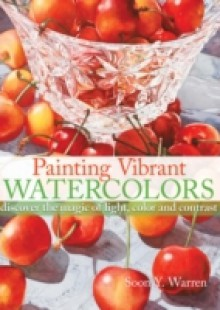 Обложка книги  - Painting Vibrant Watercolors