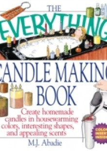 Обложка книги  - Everything Candlemaking Book