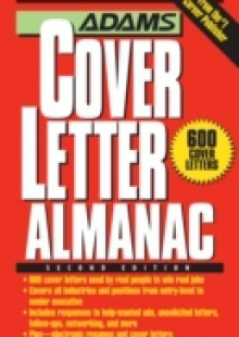 Обложка книги  - Adams Cover Letter Almanac