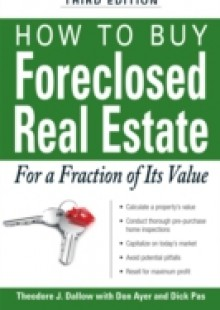 Обложка книги  - How to Buy Foreclosed Real Estate
