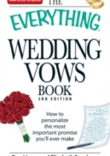 Обложка книги  - Everything Wedding Vows Book