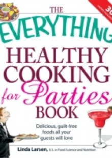 Обложка книги  - Everything Healthy Cooking for Parties