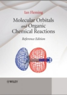 Обложка книги  - Molecular Orbitals and Organic Chemical Reactions
