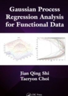 Обложка книги  - Gaussian Process Regression Analysis for Functional Data