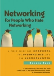 Обложка книги  - Networking for People Who Hate Networking