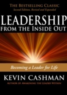 Обложка книги  - Leadership from the Inside Out