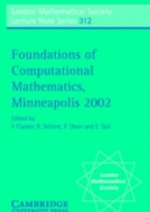 Обложка книги  - Foundations of Computational Mathematics, Minneapolis 2002