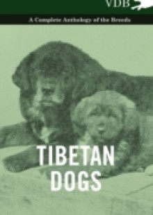 Обложка книги  - Tibetan Dogs – A Complete Anthology of the Breeds