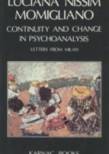 Обложка книги  - Continuity and Change in Psychoanalysis