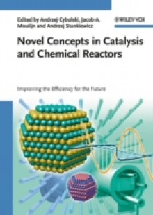 Обложка книги  - Novel Concepts in Catalysis and Chemical Reactors