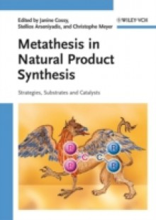 Обложка книги  - Metathesis in Natural Product Synthesis