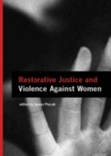 Обложка книги  - Restorative Justice and Violence Against Women