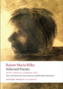 Обложка книги  - Selected Poems: with parallel German text
