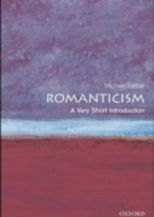 Обложка книги  - Romanticism: A Very Short Introduction