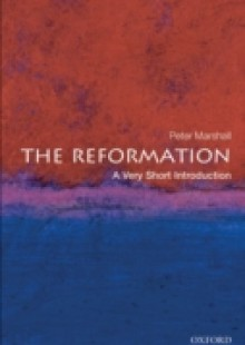 Обложка книги  - Reformation: A Very Short Introduction