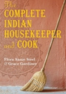 Обложка книги  - Complete Indian Housekeeper and Cook