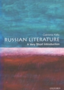 Обложка книги  - Russian Literature: A Very Short Introduction