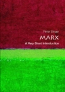 Обложка книги  - Marx: A Very Short Introduction