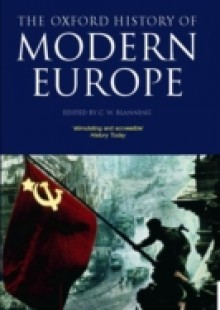 Обложка книги  - Oxford History of Modern Europe