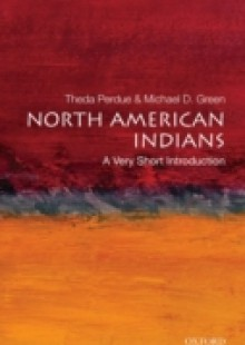 Обложка книги  - North American Indians: A Very Short Introduction