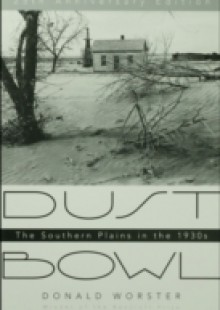 Обложка книги  - Dust Bowl: The Southern Plains in the 1930s