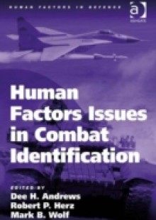 Обложка книги  - Human Factors Issues in Combat Identification