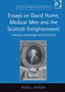 Обложка книги  - Essays on David Hume, Medical Men and the Scottish Enlightenment