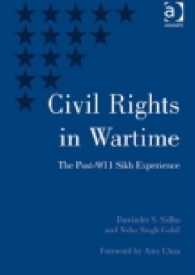 Обложка книги  - Civil Rights in Wartime