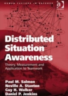 Обложка книги  - Distributed Situation Awareness
